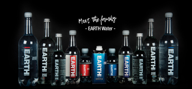earth water mineraalwater