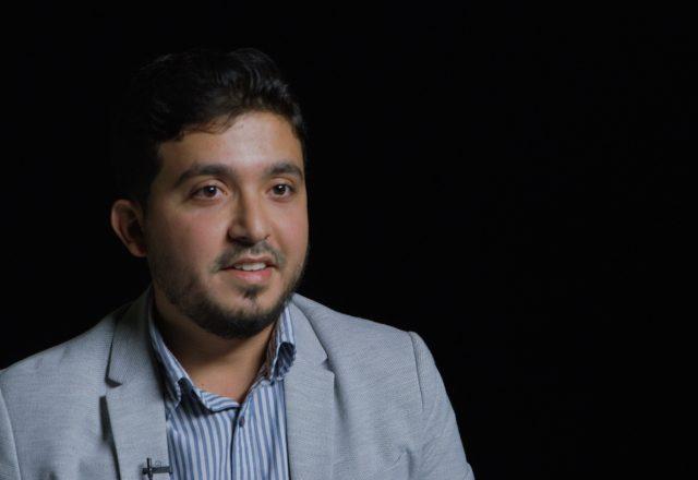 InterviewMohamed El Haichar van Stichting Slaag Altijd