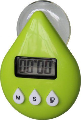 Energie besparen douchetimer
