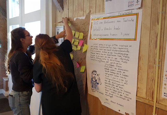 Activist Lab - positieve-verandering