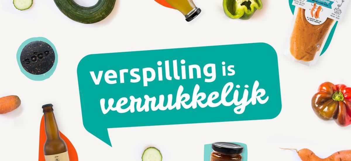 Voedselverspilling Verspilling is Verrukkelijk