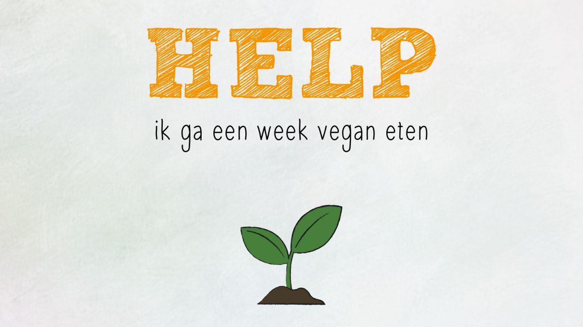 vegan challenge