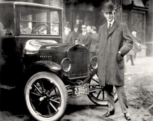 MaatschapWij Henry Ford 40-urige werkweek