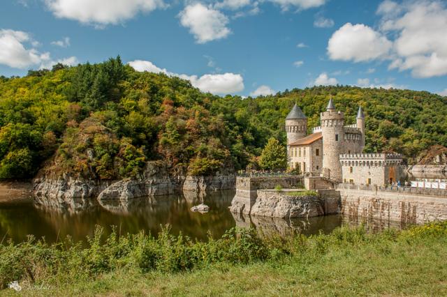 Loire-streek frankrijk