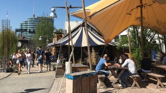 Berlijn Holzmarkt 25