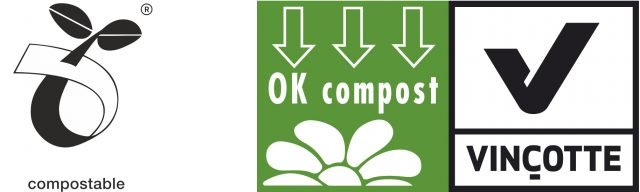keurmerken kiemlogo OK compost