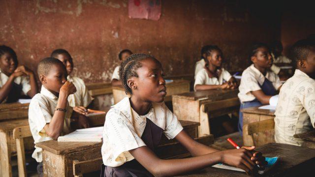 MaatschapWij educatie meisjes klimaatverandering