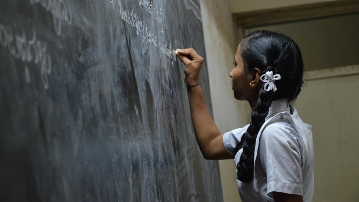 onderwijs meisjes klimaatverandering