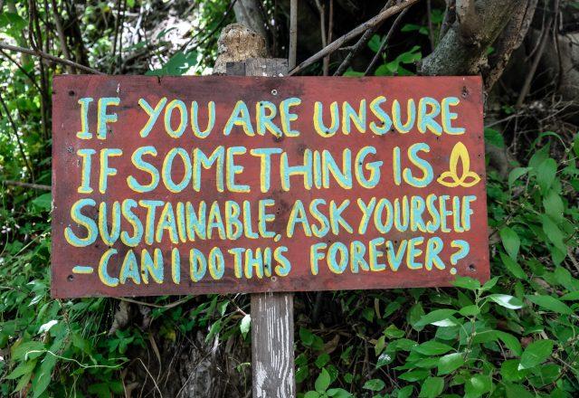 Duurzame projecten - tips