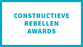 Constructieve Rebellen Award - MaatschapWij