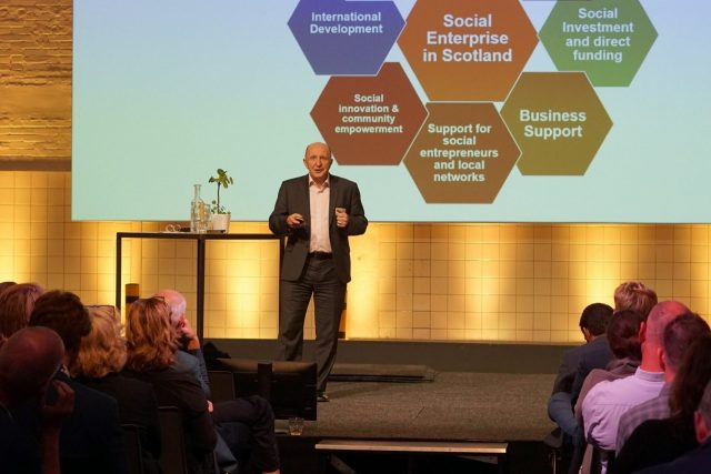 Social Enterprise Overheidscongres