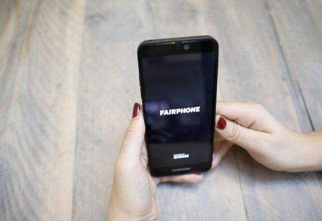 Bas an Abel - Fairphone - MaatschapWij