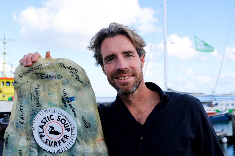 Plastic Soup Surfer Merijn Tinga