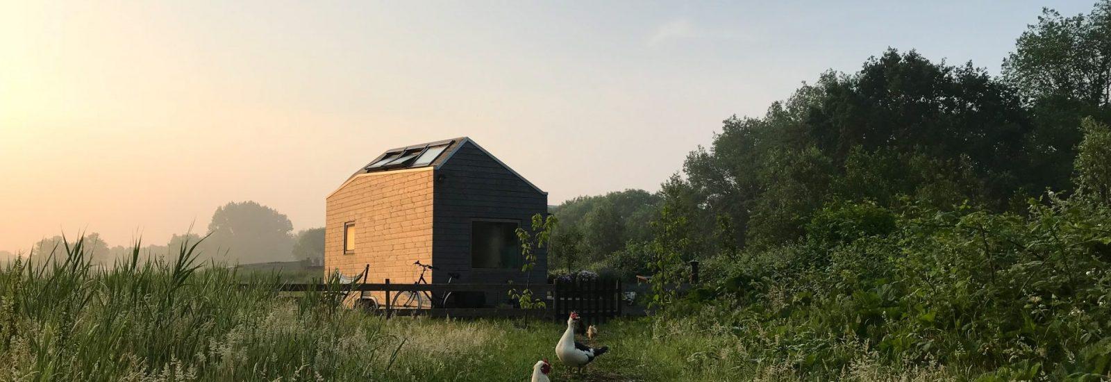 tiny house nederland