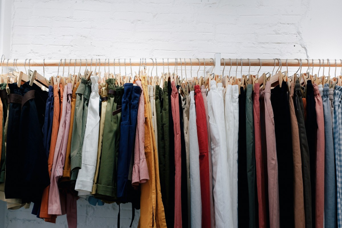 We kopen 400 procent meer kleding dan 20 jaar geleden