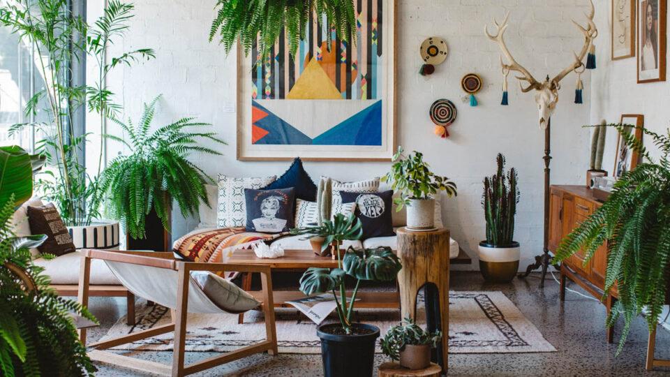 natuur in huis